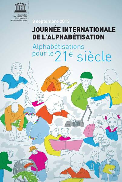 Journée internationale de l'alphabétisation