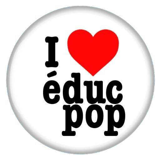 J'aime l'éduc pop