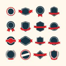 Image de badges
