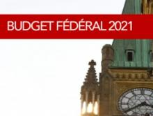 Budget fédéral 2021