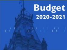 Budget du Québec 2020-2021