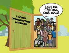 L'action communautaire autonome : c'est toi, c'est moi, c'est nous