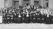 Collège de femmes, 1926