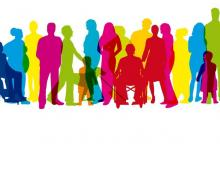 Population diversifiée