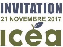 Invitation, événements publics du 21 novembre 2017