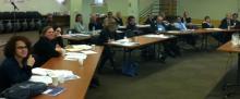 Rencontre des tables régionales de coordination de la SQAF 2013 - 22-11-2012