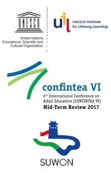Logo conférence CONFINTEA